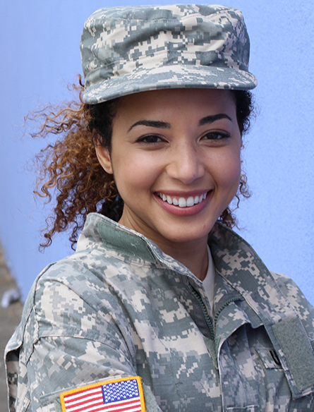 Enlisted Woman